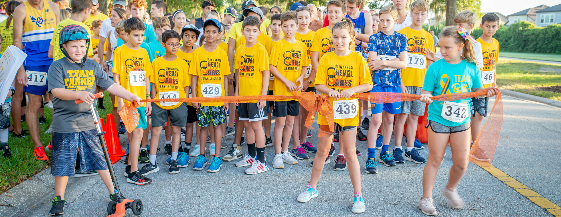 9th Annual Cheval Cares Family Fun Run (Virtual)